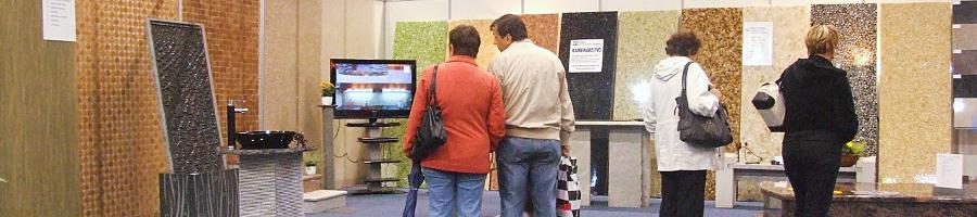Materiály Decopanel na Prešovských Výstavných trhoch 2010